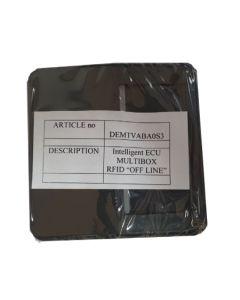 Multibox RFID switch tecnologia Mifare OFFLINE   (Negro)